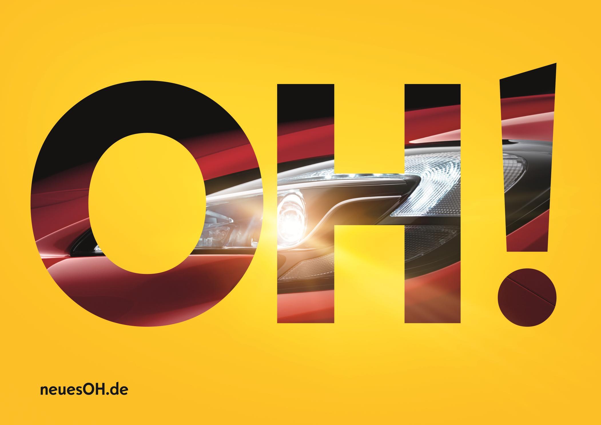 """""""OH! È una Opel!"""""""