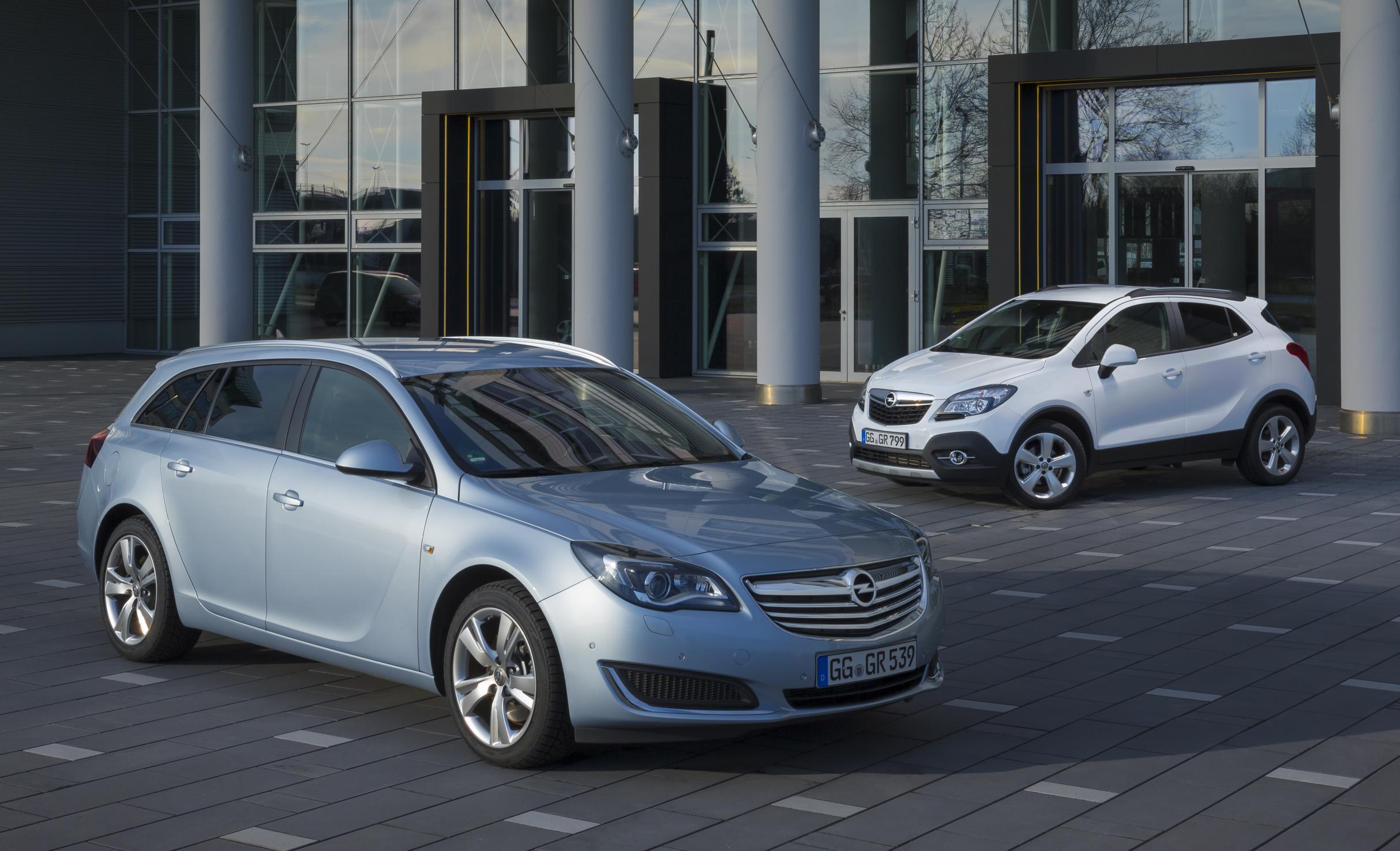 Diesel di nuova generazione per Opel Mokka e Insignia