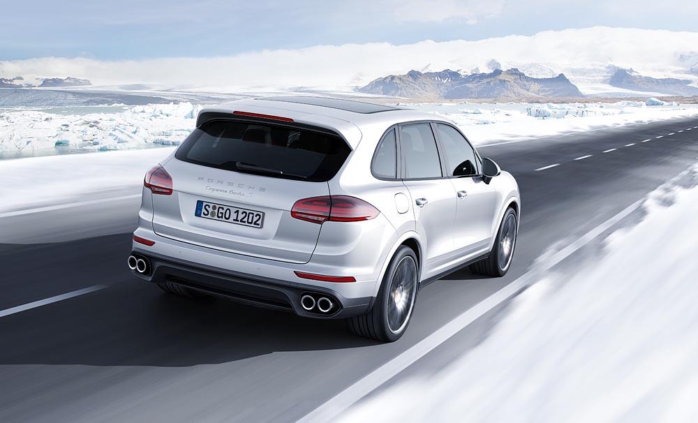 Porsche: richiami precauzionali per Cayenne