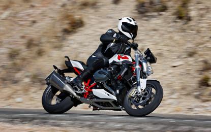 BMW Motorrad: vendite record nel 2014