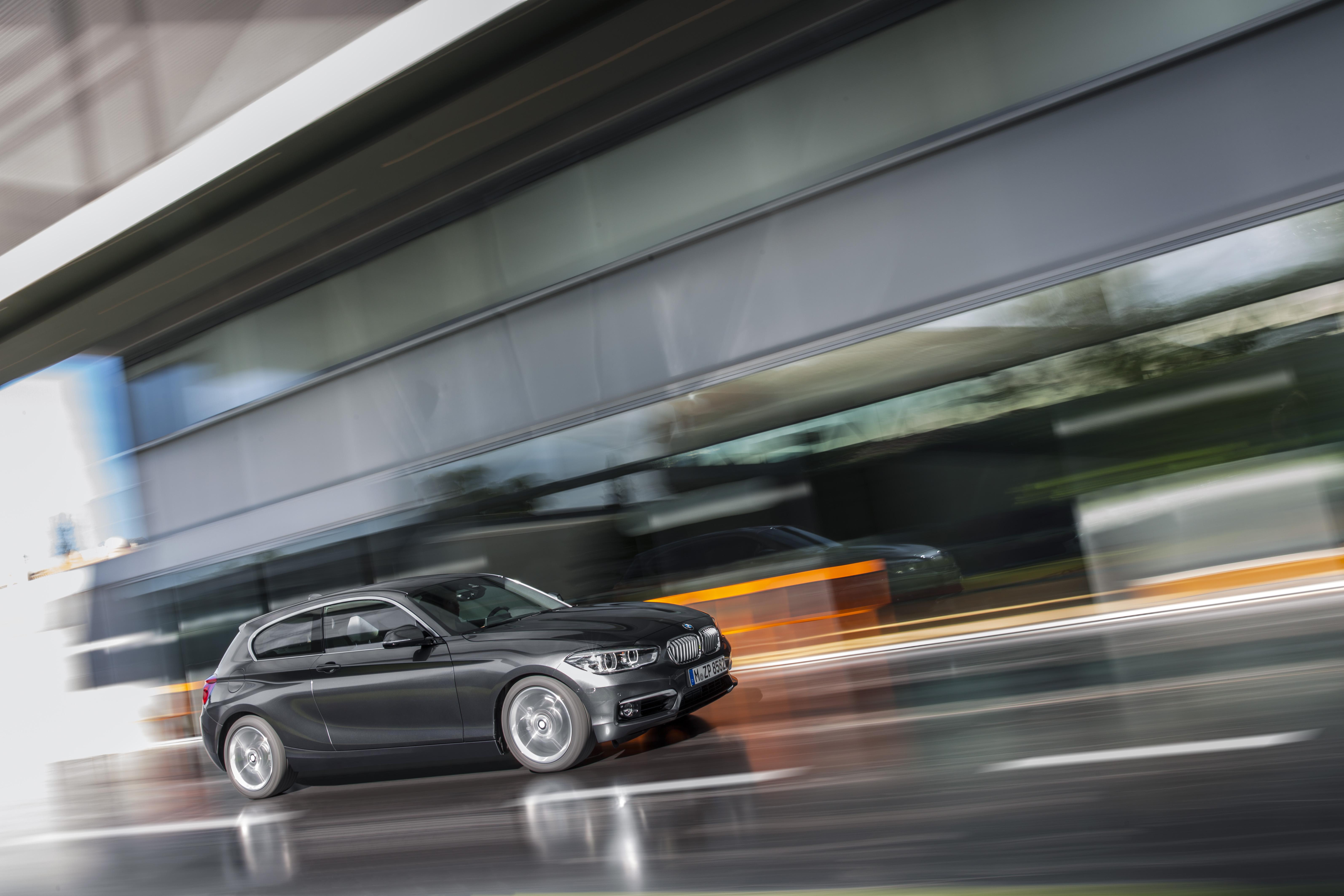 BMW Serie 1: più sportiva ed efficiente che mai