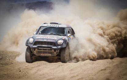 Dakar: MINI celebra il quarto successo consecutivo