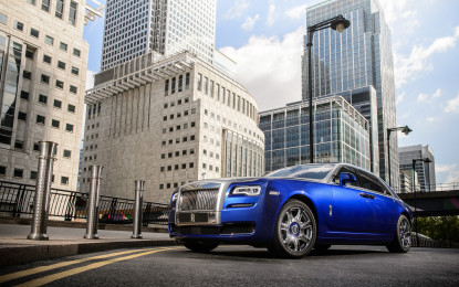Rolls-Royce: fifth consecutive sales record
