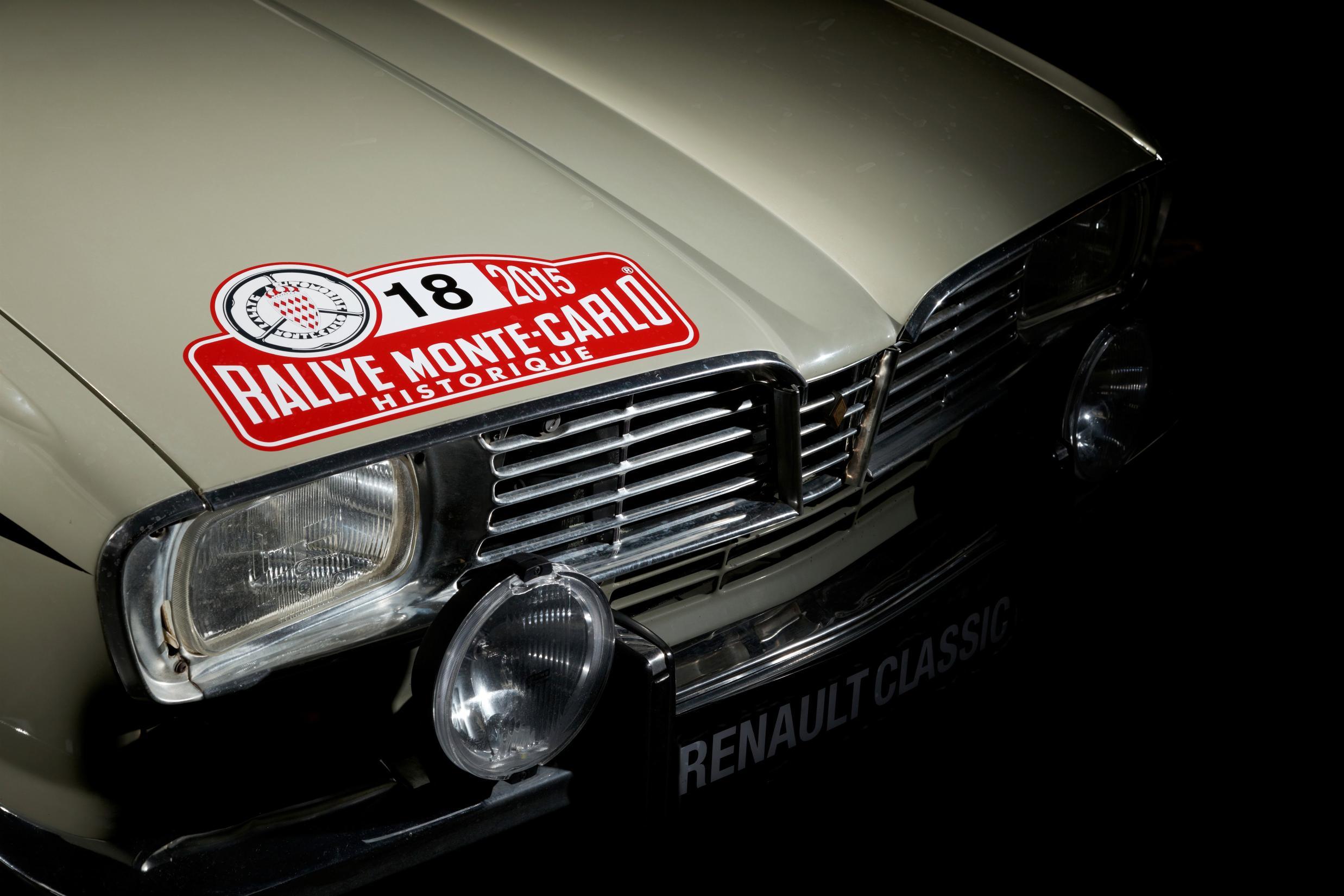 Renault Classique al 18° Monte Carlo Historique