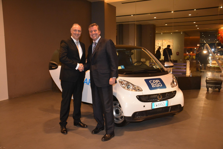 Epple-Schell: cambio alla Presidenza di Mercedes-Benz Italia