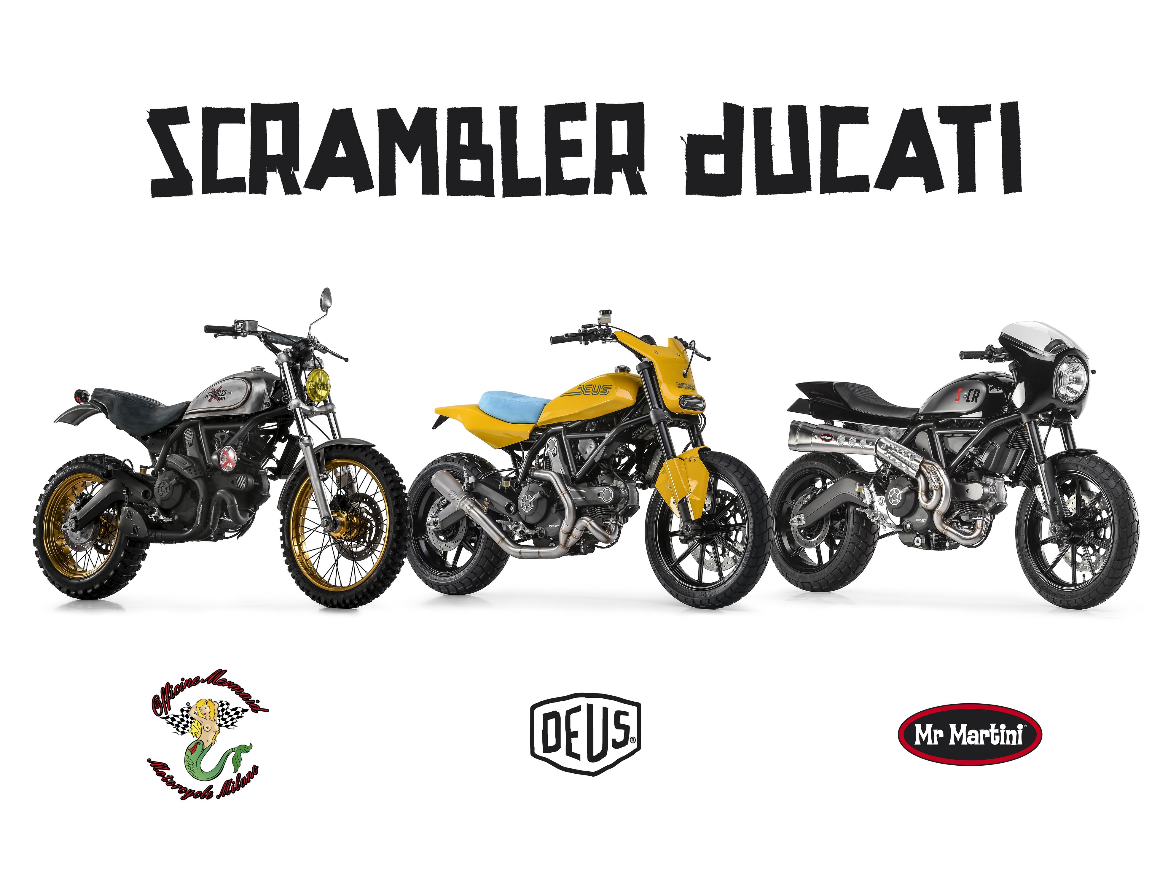 Lo Scrambler Ducati diventa special