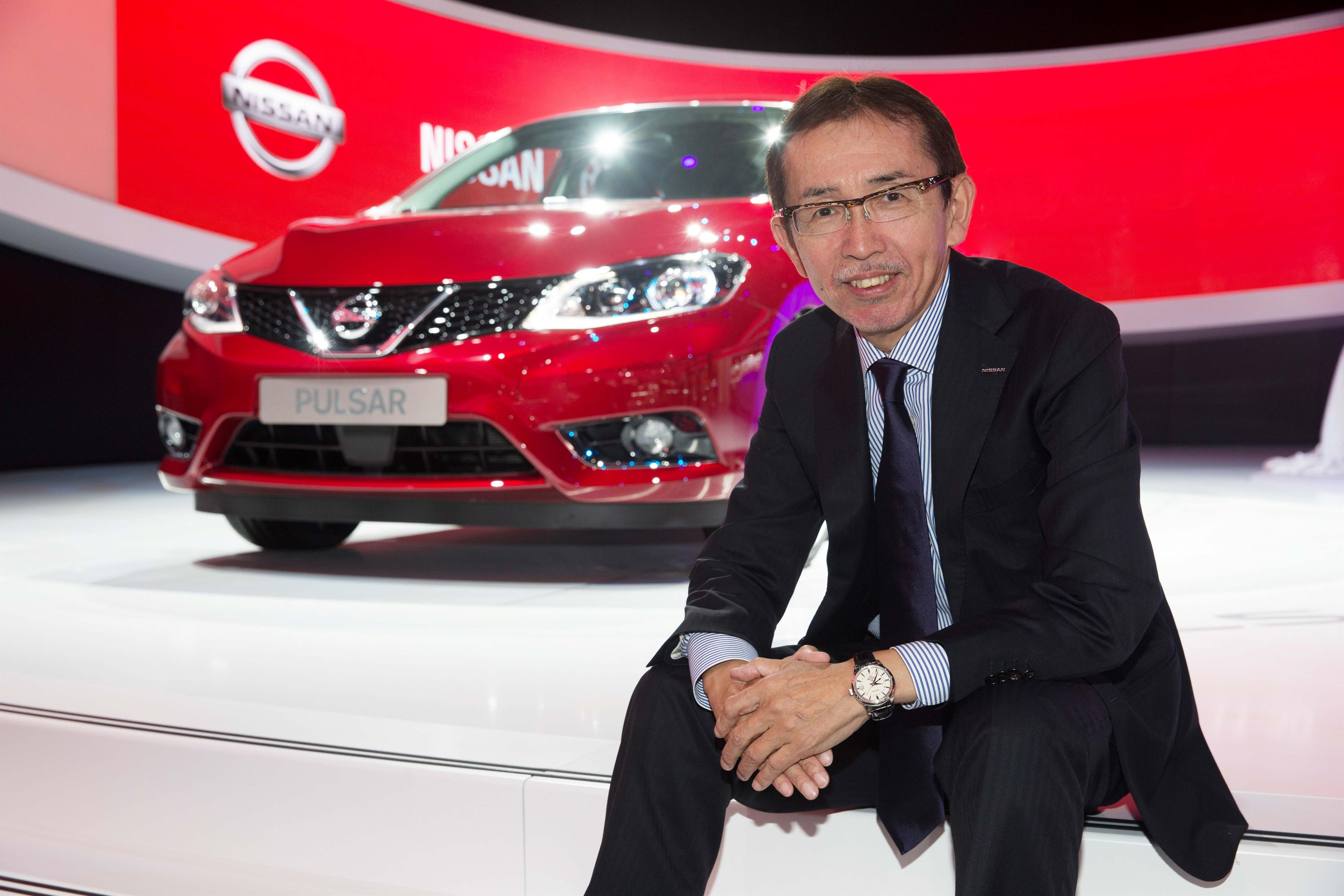 """Nakamura e Nissan """"Grand Prix du Design"""""""