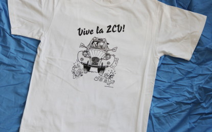 Vive la 2CV!