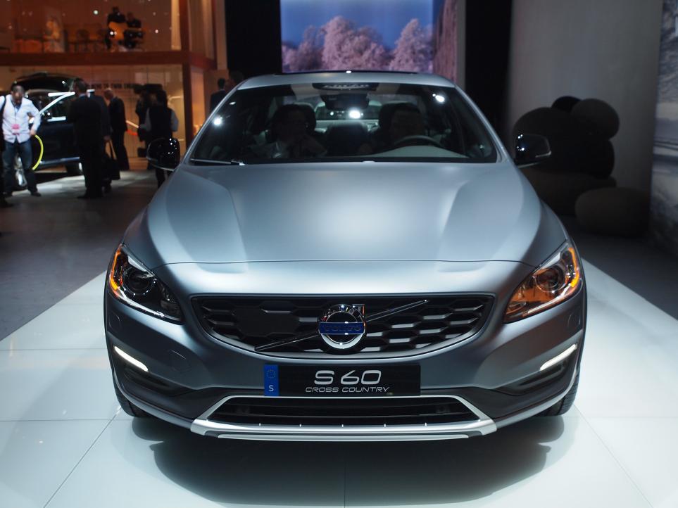 Detroit: da Volvo due nuove berline per il mercato USA