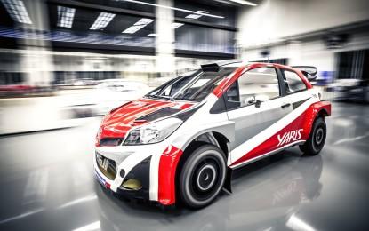 Toyota ritorna nel WRC