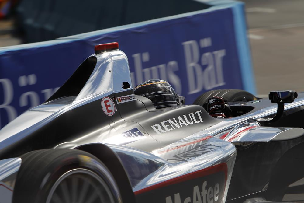 Formula E: quarto round in Argentina