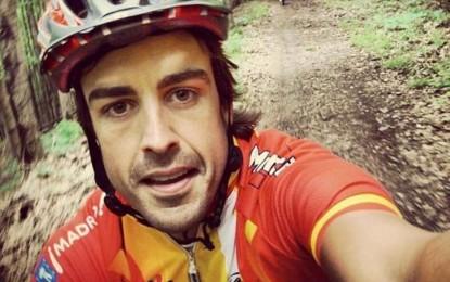 Alonso ha voluto la bicicletta… ma molla il team