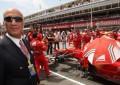 Il presidente ACI si congratula con la Ferrari