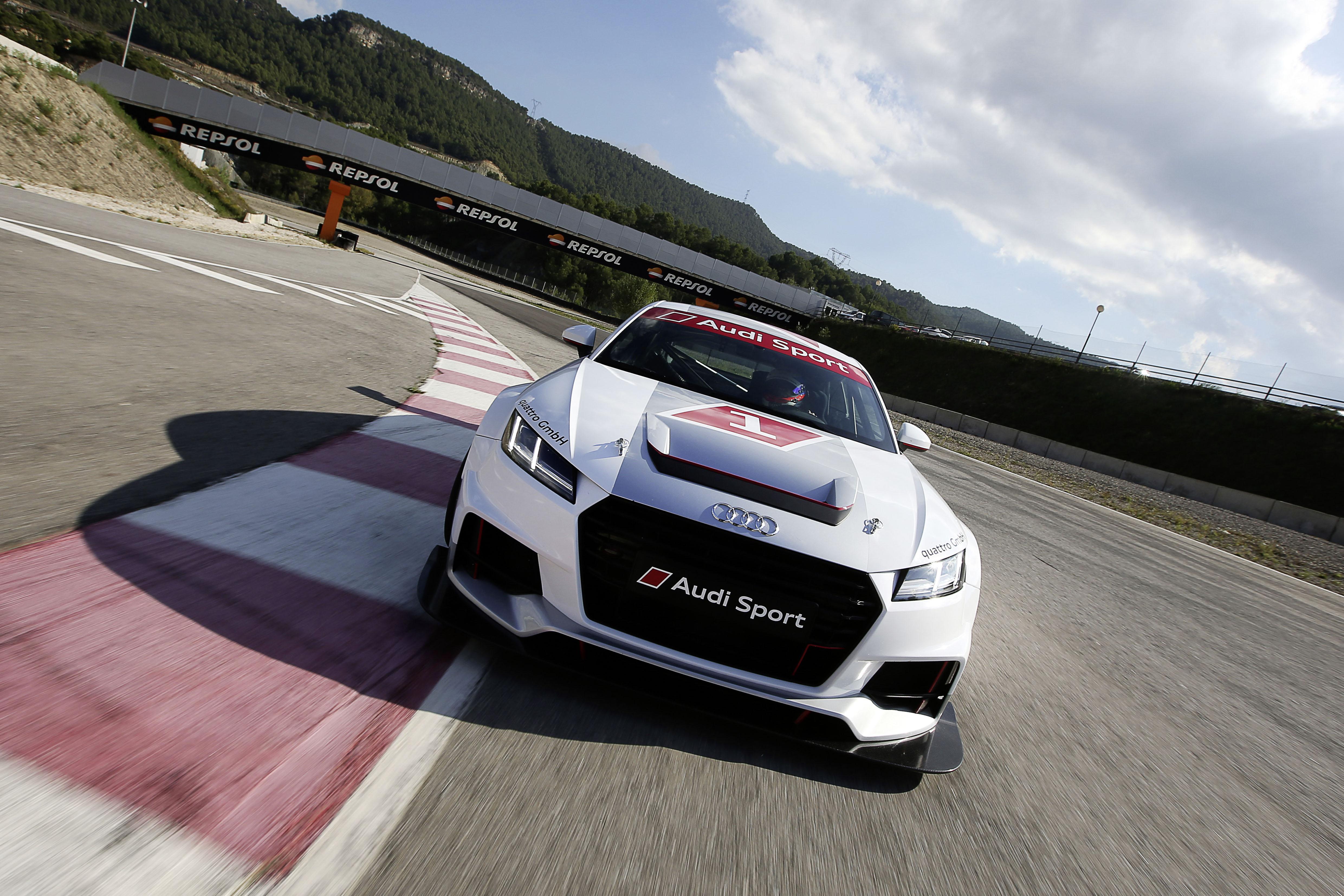 Audi Sport TT Cup: 100 giorni al via