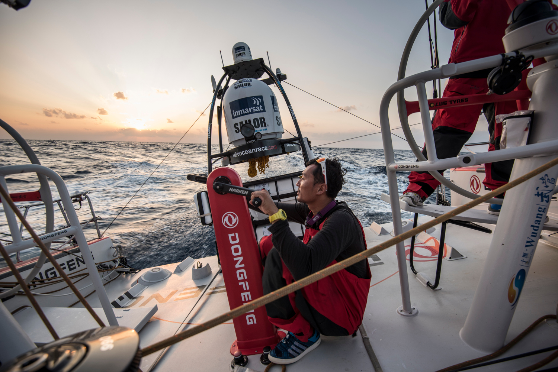 Volvo Ocean Race: prua a est, destinazione Malacca