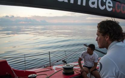 Volvo Ocean Race: un po' più d'aria, ma quanto durerà?
