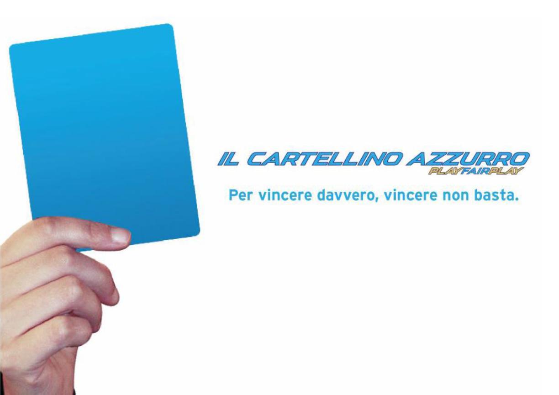 Mazda Italia: Cartellino Azzurro, per il fairplay