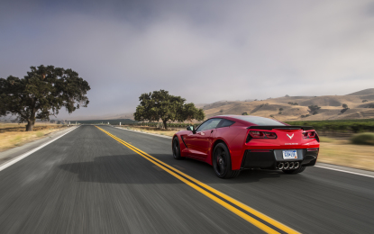 Performance Data Recorder per la Corvette