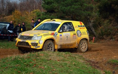 Suzuki al Motor Circus per le premiazioni ACI