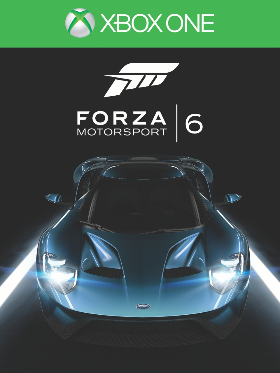 Nuova Ford GT protagonista di Forza Motorsport 6