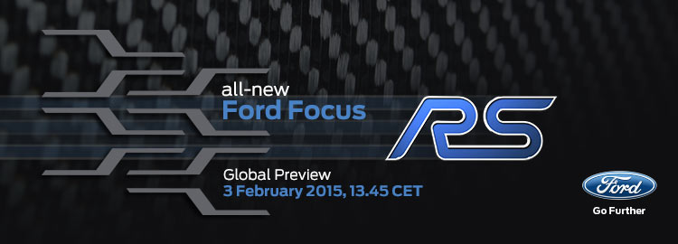 Ford Focus RS in diretta streaming