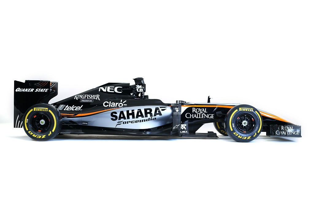 Sahara Force India VJM08: un look molto… McLaren!