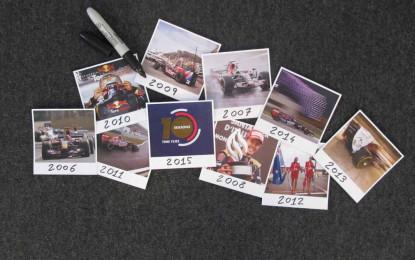 La Toro Rosso compie 10 anni e festeggia con un logo