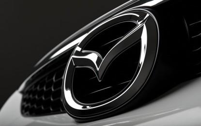Mazda chiude il 2014 a doppia cifra