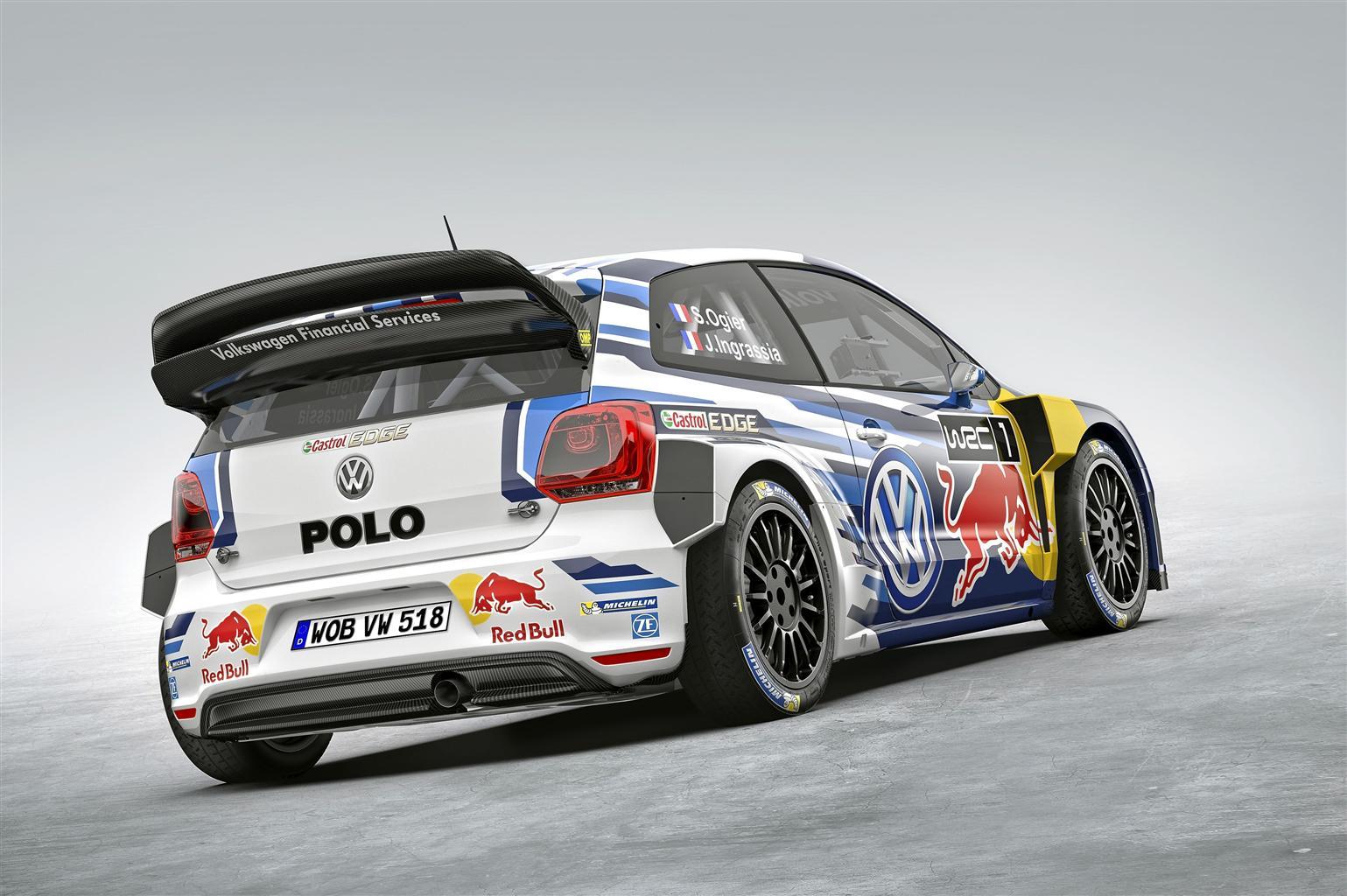 Polo R WRC: debutto stagionale a Monte Carlo