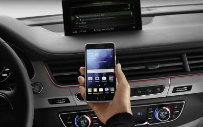 """Audi: l'auto come """"dispositivo mobile"""""""