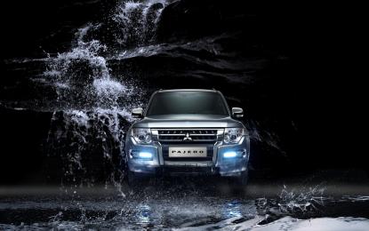 Mitsubishi celebra 3 milioni di Pajero nel mondo