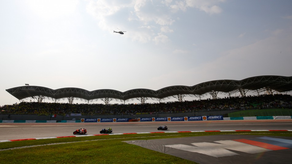 MotoGP: il calendario dei test