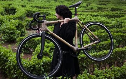 Bambooryist: eleganza su due ruote in bambù