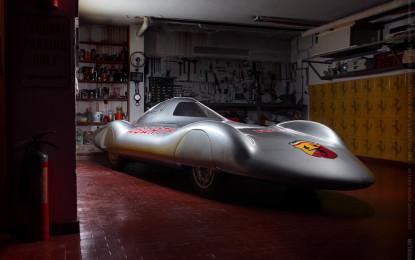 Abarth Monoposto Pininfarina 1960
