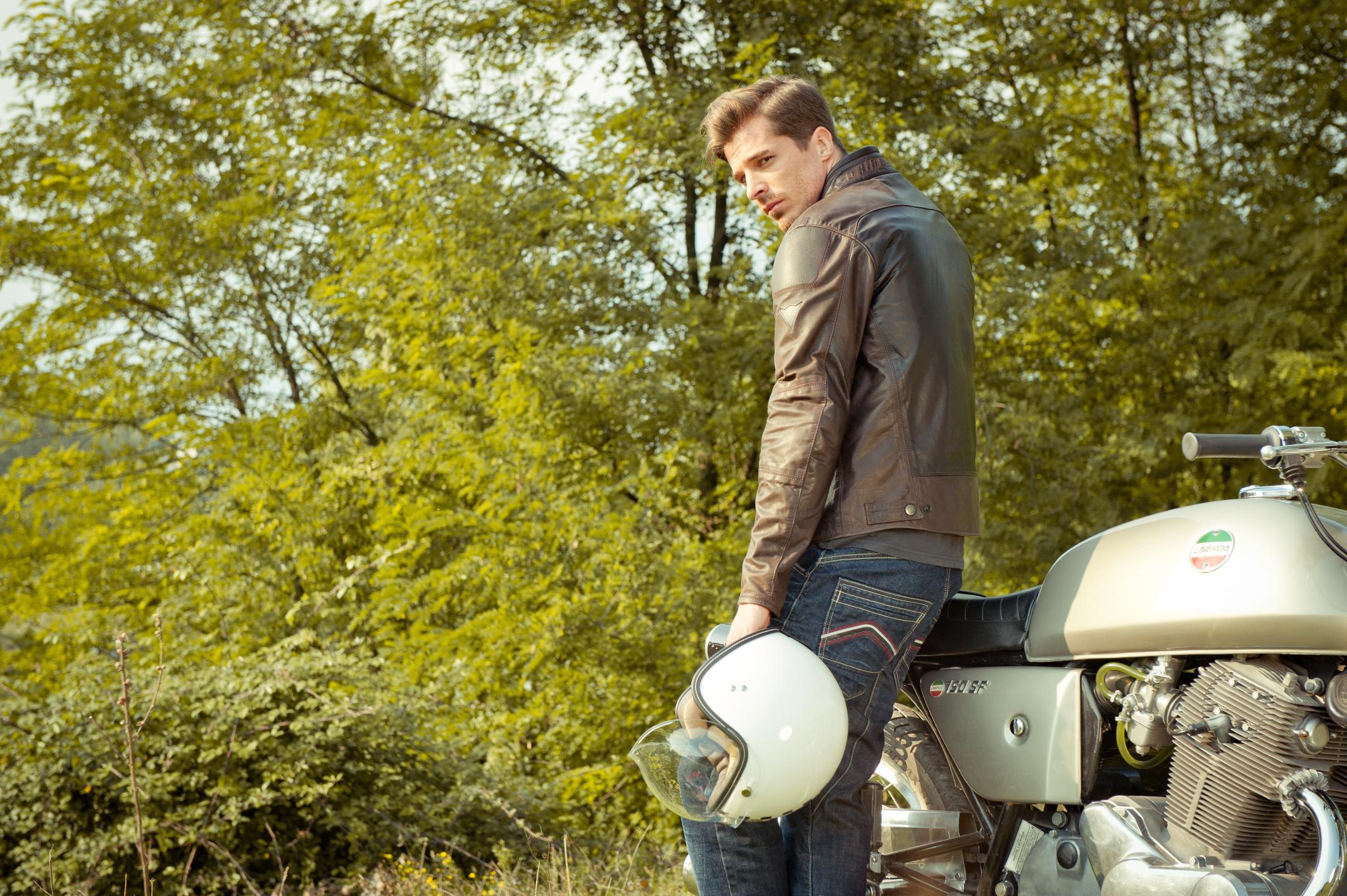 Dainese: collezione jeans 2015