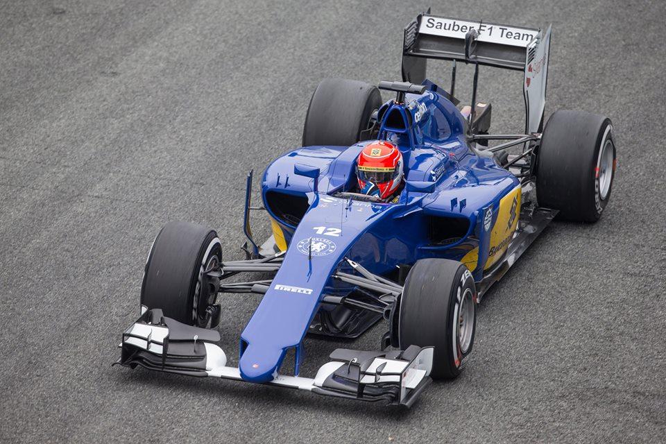 Test Jerez: miglior tempo della Sauber di Nasr