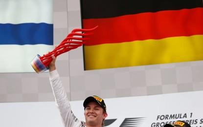 Rosberg dice la sua sul GP di Germania