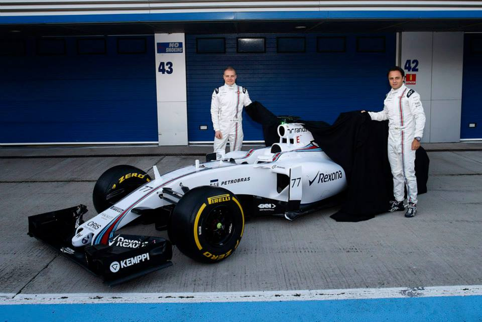 Williams FW37: la sfida continua