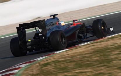 McLaren: comunicato sull'incidente di Alonso