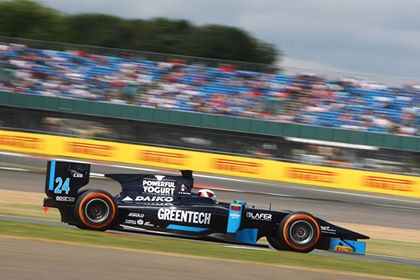 Lazarus e Berthon insieme anche nella GP2