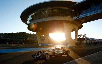 Test Jerez: più che i tempi contano i giri