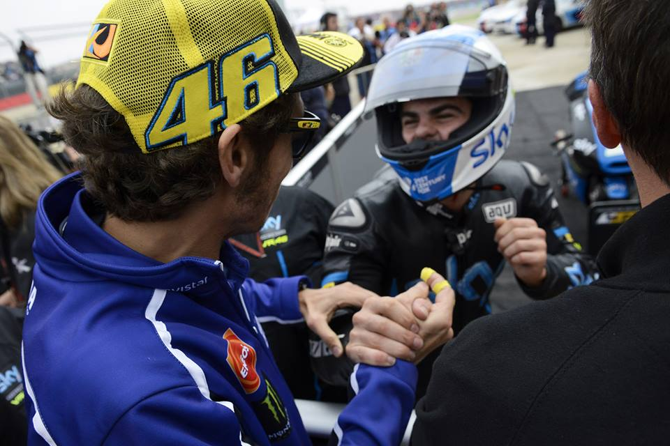 Sky Racing Team VR46: shakedown in Andalusia