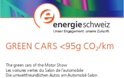 Ginevra: sempre più auto ecologiche ed economiche