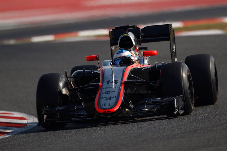 Incidente Alonso: comunicato McLaren-Honda