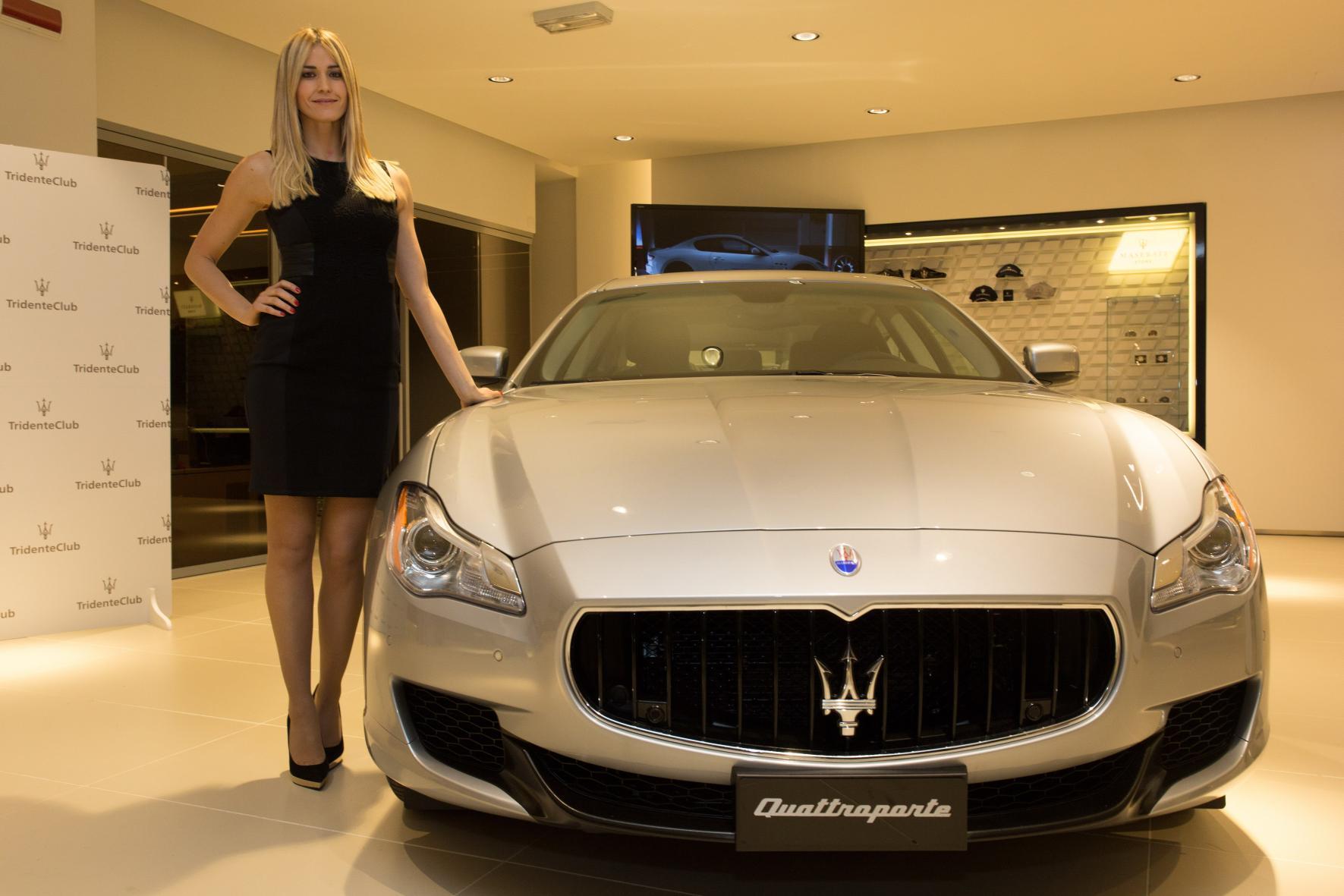 TridenteClub nuova concessionaria Maserati a Modena