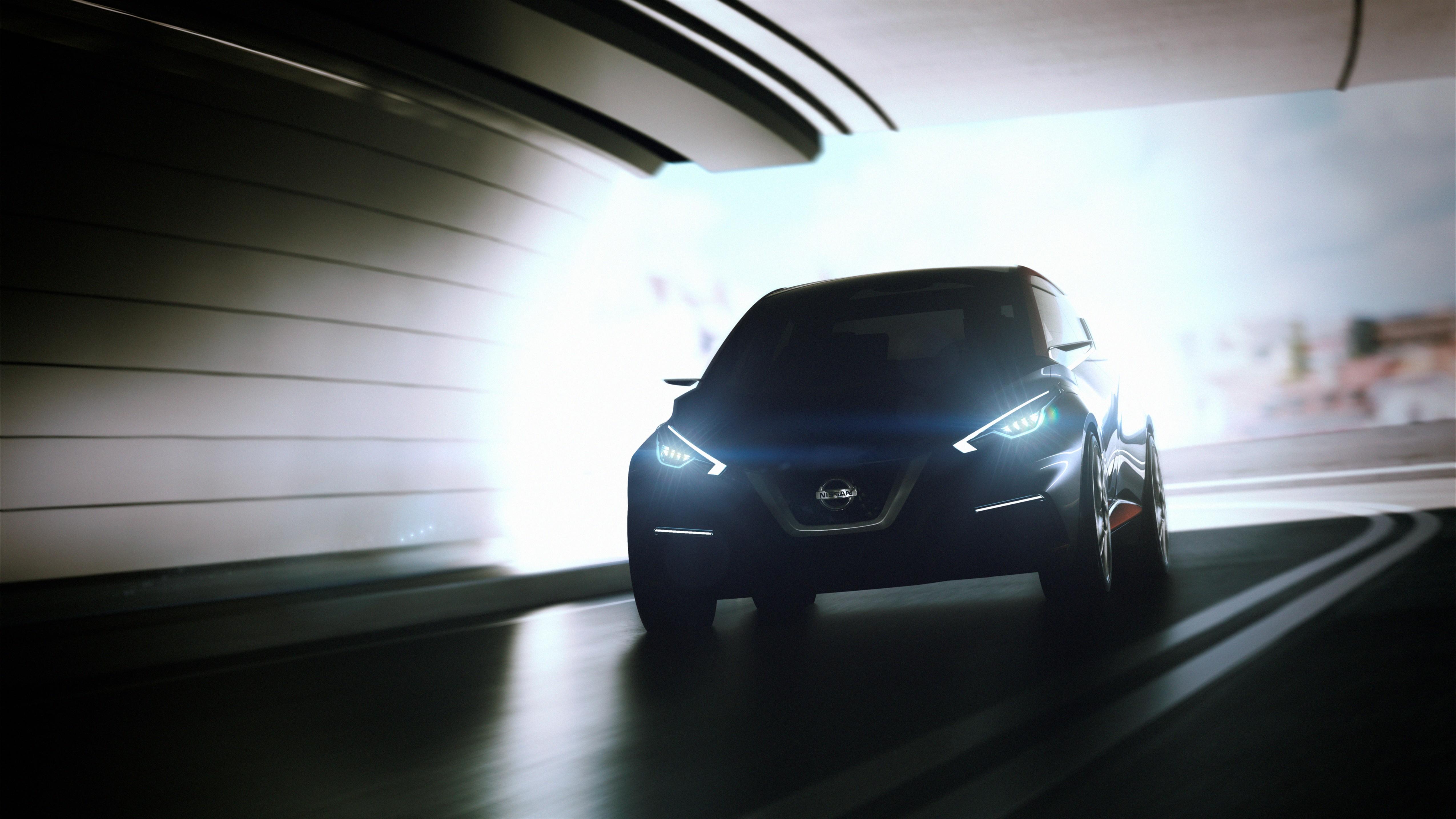 Sway: la concept del futuro secondo Nissan
