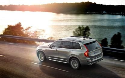 Nuova Volvo XC90: richieste elevate