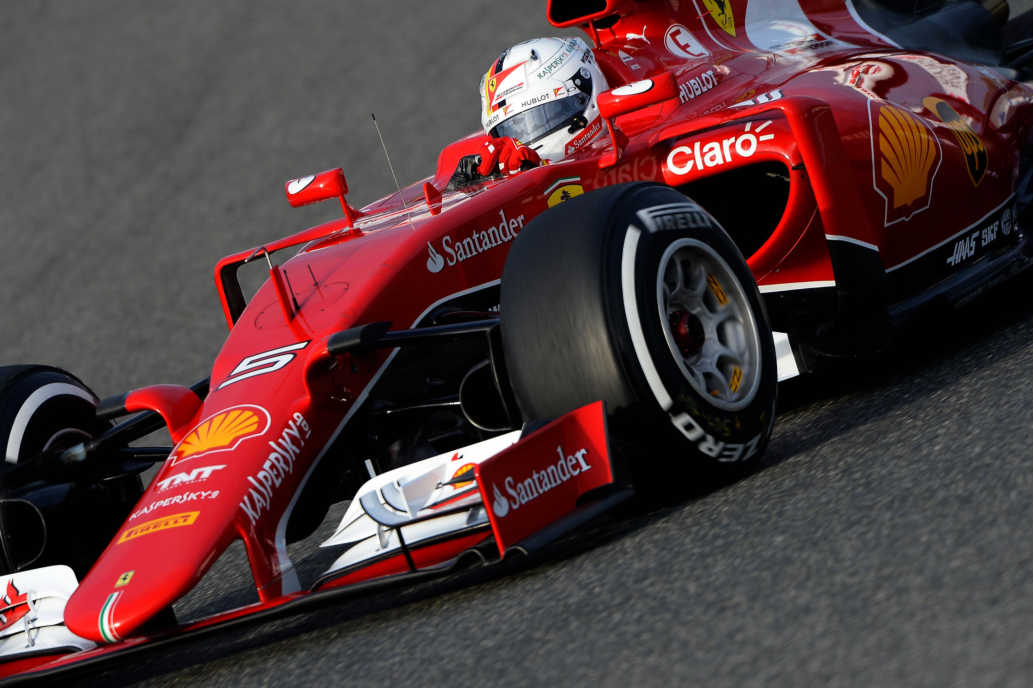 Ferrari: il punto sui test di Jerez