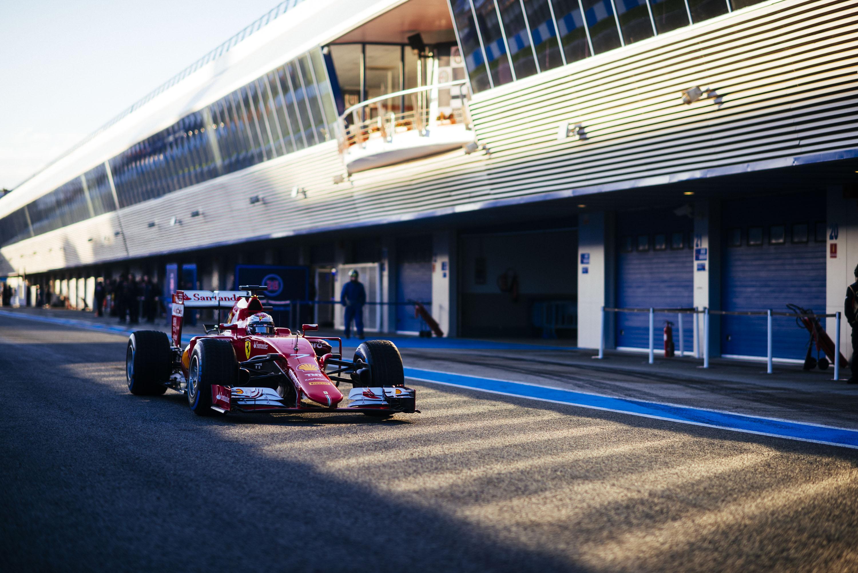 Jerez: i test si chiudono nel segno della Ferrari