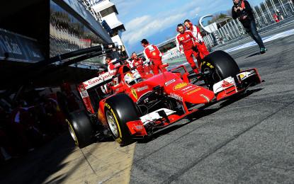 Ferrari: più di due GP oggi per Vettel